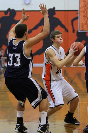 2010 Basketball - Napavine vs PeEll