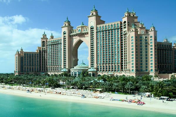 Atlantis The Palm, Dubai - January, 2016