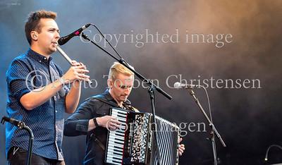 Skerryvore, Tønder Festival 2018