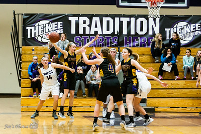 HS Sports - DeForest Girls Basketball [d] Dec 09, 2016