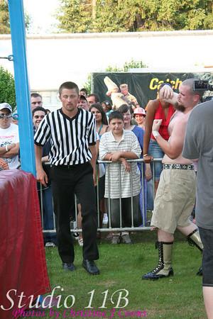 TRP 080712 Buck Nasty vs Ryan Waters