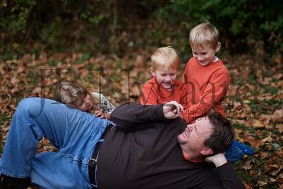 Family - Oaks 2009