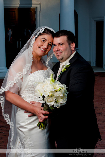 Liza Hondros & Deno Hondros - Saints Constantine and Helen Greek Orthodox Church - Fayetteville, NC - Oct 21st 2012
