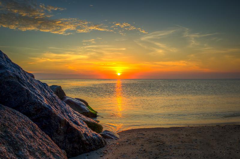 Marthas Vineyard - Sunrise in Oak Bluffs.jpg
