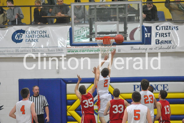 February 20, 2014 — Class 1A District Basketball featuring Prince of Peace, Marquette Catholic and Easton Valley