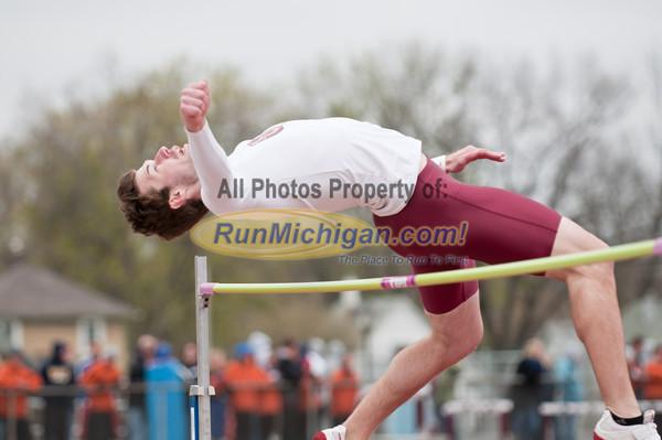 Men's High Jump - 2012 Grand Rapids Open