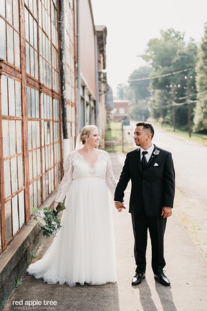 Cooper + Francisco Wedding