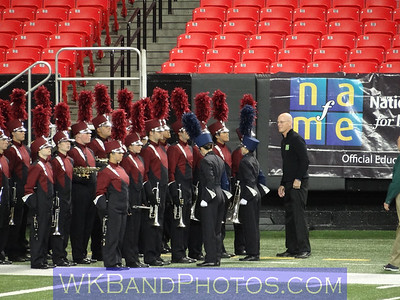 Bands of America--Atlanta Competition