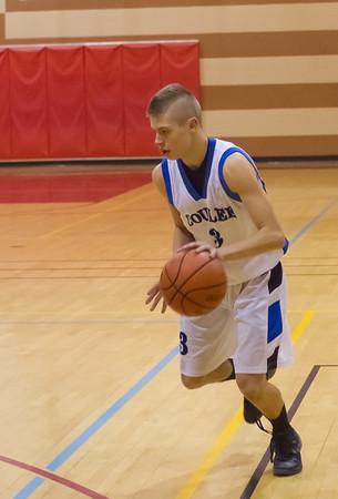 Jayden Basketball 2014