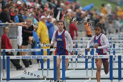 2011 4A 100 Hurdles