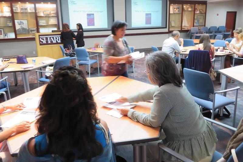 Love Language Workshop
