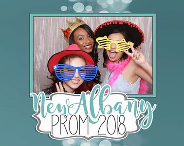 New Albany Prom 2018