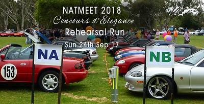NatMeet Concours Rehearsal - Sun 24 Sep 2017