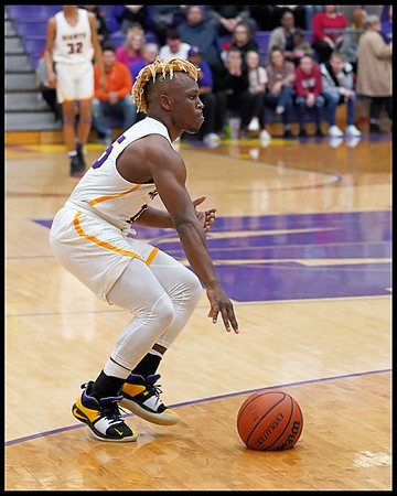 Marion Basketball vs FW Blackhawks  2-14-19
