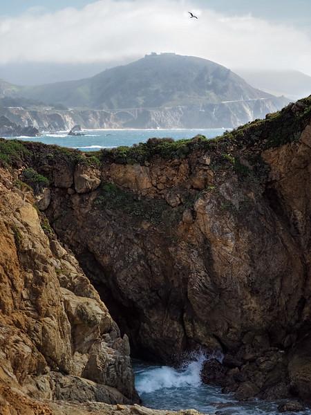 Rocky Point, Big Sur, California  (30382)