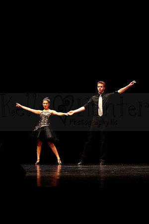 Plainwell Dance 2013 Emily and Michael