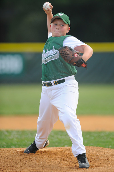 Frederick District 9-10 All-Stars- Frederick National at East Frederick Little League