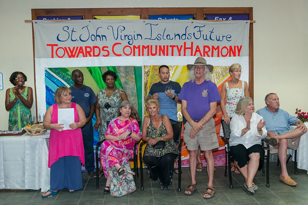 St John Virgin Islands Future Towards Community Harmony