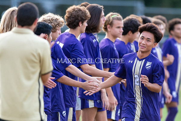 Broughton soccer vs Millbrook. October 7, 2019. D4S_5993