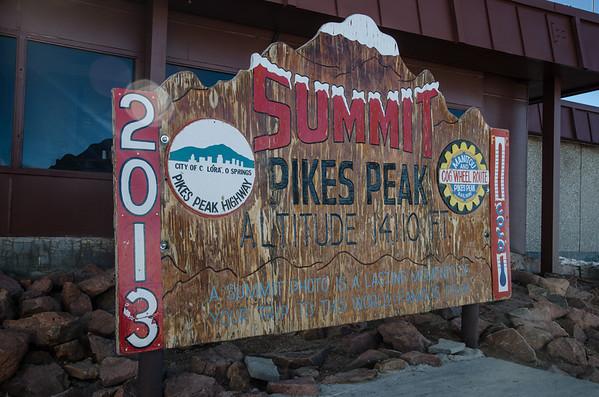 2013 10 02 Colorado  Pikes Peak