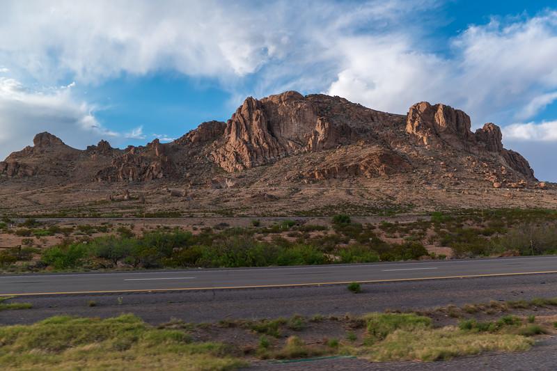 Near Benson, AZ - I-10