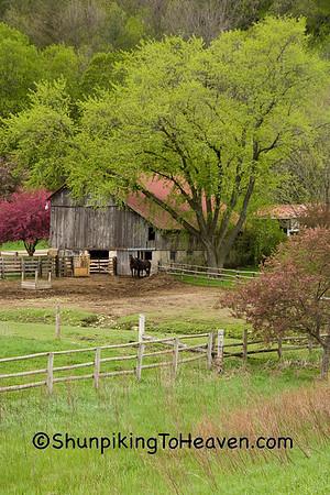 Farms in Spring