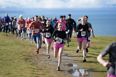 Fort Ebey Run 10k/5k - Feb 23rd, 2020