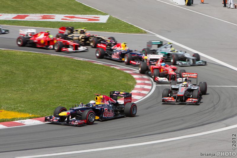 Grand Prix of Canada '12