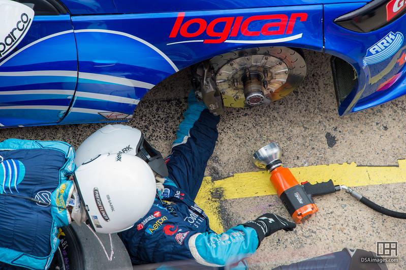 Urgent work for Tim Blanchard's car