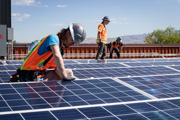 Hunt Solar Panels