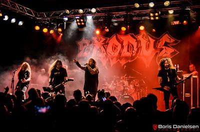 Exodus @ Inferno Metal Festival 2016.