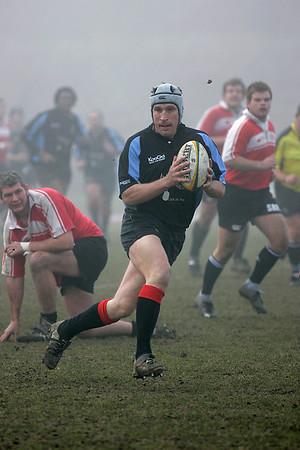 Cheltenham Rugby 18th February 2006