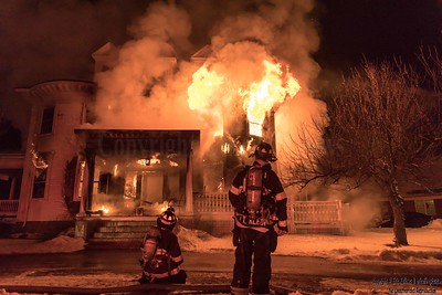 3 Alarms+ Structure Fire - School St, Townsend, MA - 12/21/2020