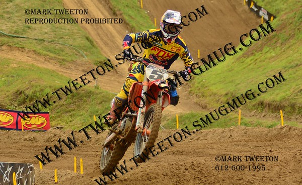 Millville - Spring Creek MX Pro Nationals 2014