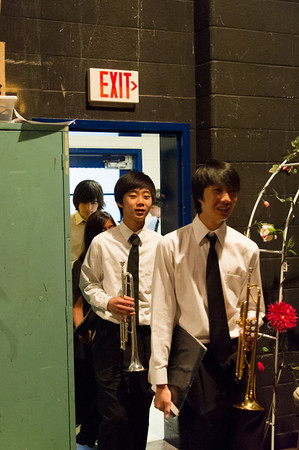 Spring Band Concert 2012
