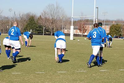 Rugby  - Feb 7, 2009