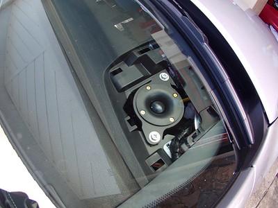 2014 Toyota Camry SE Tweeter Installation