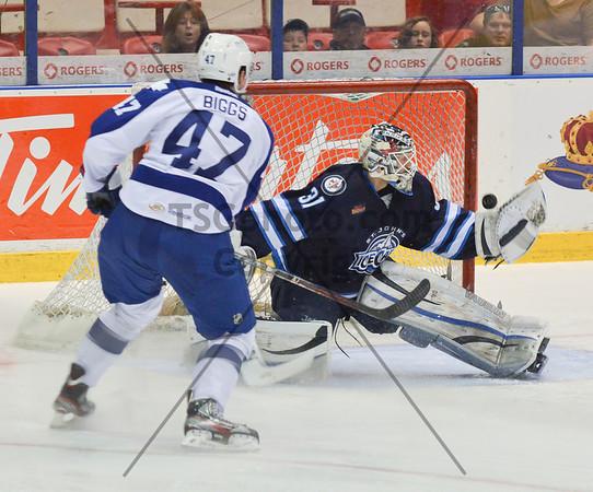 April 21 - vs St John's Ice Caps