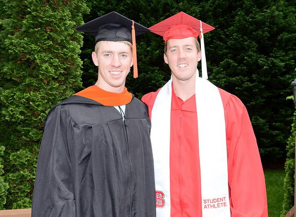 2013 NCSU Graduation - Matt  2013