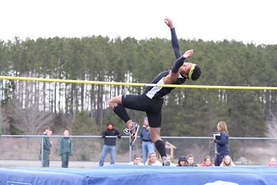 Kingsley Rodes Relays - Boys High Jump