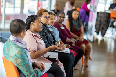 Black Women in Trades Breakfast Round Table Discussion