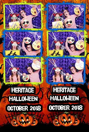 2018 Wednesday Heritage Pumpkin Fun