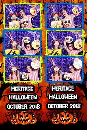 2018 Wednesday Heritage Pumpkin Fun