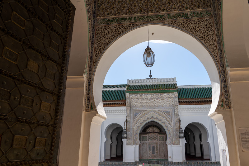 University of Al-Karaouine in Fes