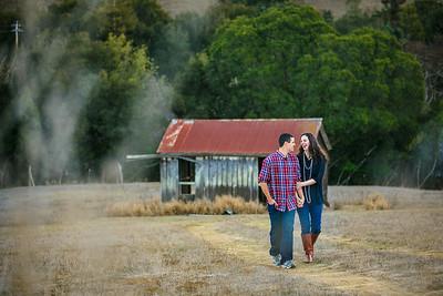 Laura and AJ Mini-Engagement