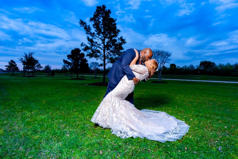 Derrick and Michelle Wedding