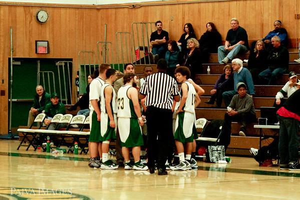 CHS VS CV Basketball 2010