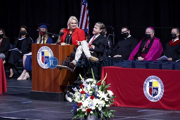 John Paul II Graduation 2021
