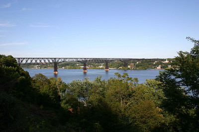 Poughkeepsie Scenery from Highland