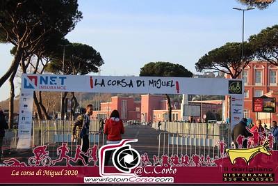 La corsa di Miguel 2020